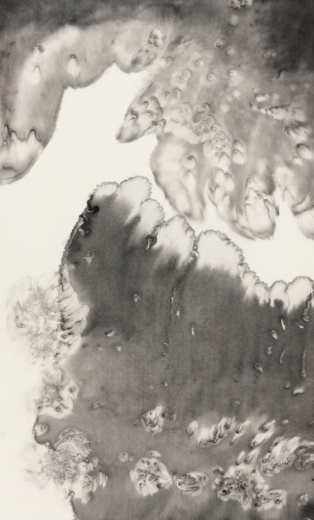 sumi-e painting